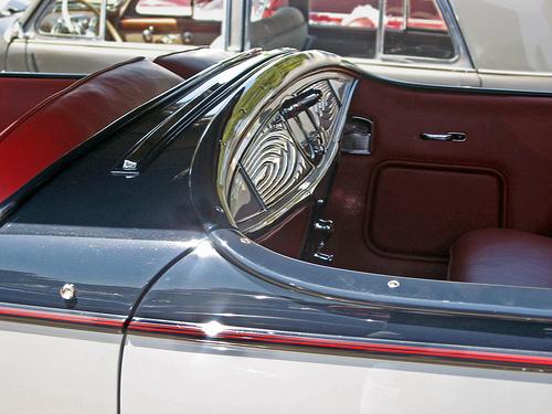 1931 Cadillac V-16 Special Phaeton rear cowl