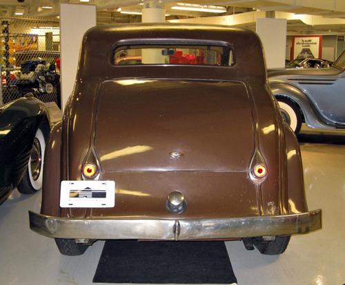 1932 Trifon Special rear © 2011 Ronnie Schreiber WPC per