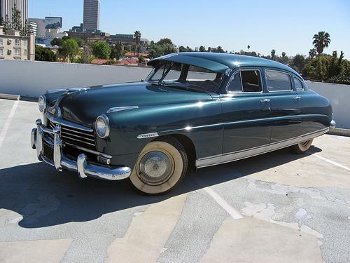 1949 Hudson Super Eight front 3q © Aaron Severson