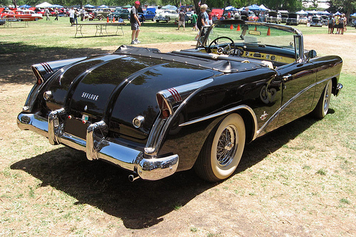1954 Buick Skylark rear3q
