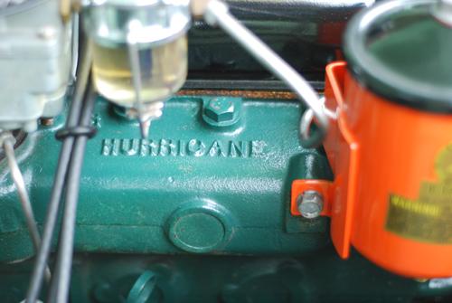 1954 Kaiser Darrin Hurricane engine Murilee Martin 2009 per