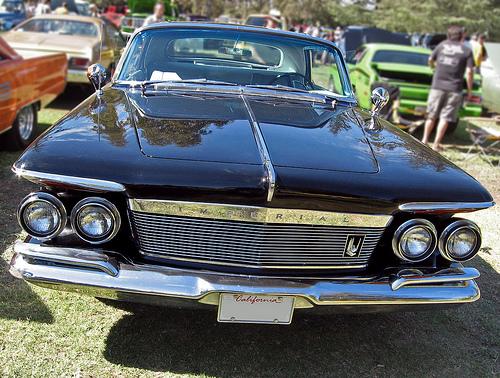 1961 Imperial LeBaron Southampton front