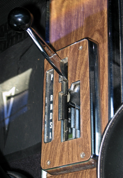 1967 Pontiac GTO Hurst Dual-Gate Shifter