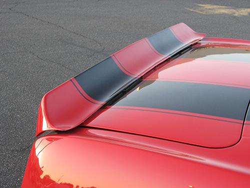 1969 Chevrolet Camaro ducktail spoiler