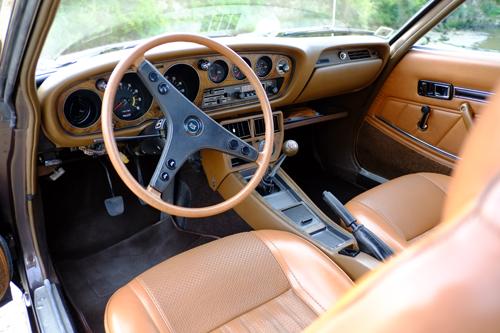 1974 Toyota Celica 1600ST hardtop (TA22L) front cabin © 2016 Rui Coelho (with permission)