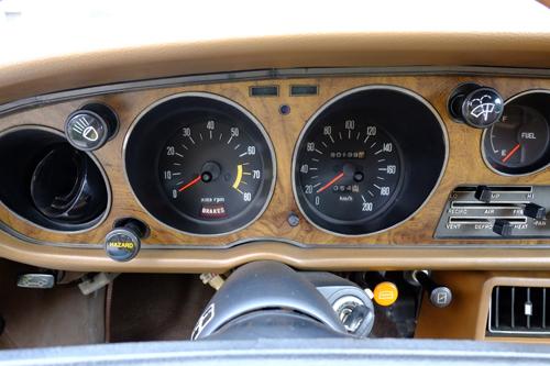 1974 Toyota Celica 1600ST hardtop (TA22L) main instruments © 2016 Rui Coelho; used with permission)