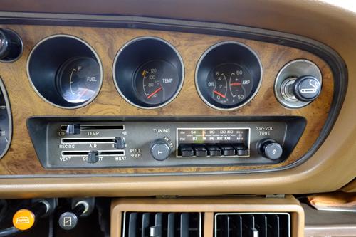 1974 Toyota Celica 1600ST hardtop (TA22L) secondary gauges © 2016 Rui Coelho (with permission)