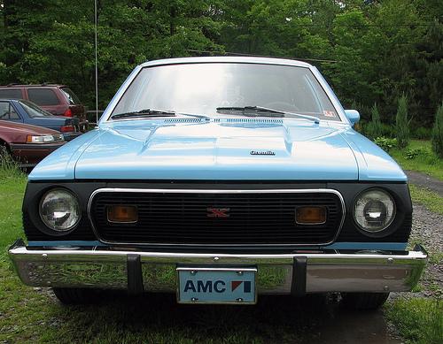 1975 AMC Gremlin front