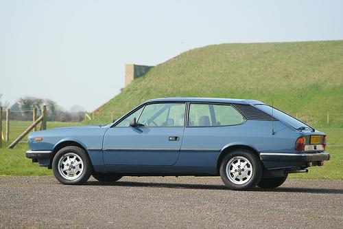 1982 Lancia Beta HPE side © 2007 Tony Harrison CC BY-SA 2.0 Generic