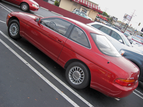 1992 Lexus SC300 rear3q