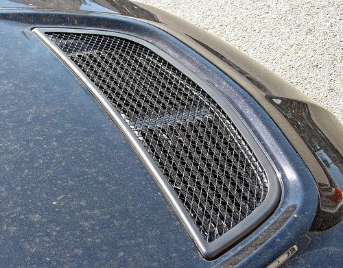 2006 Mitsubishi Lancer Evolution hood
