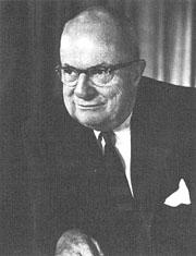 Henry J Kaiser (U.S. PD Navy file photo)